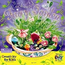 Faber-Castell Creativity For Kids Enchanted Fairy Garden