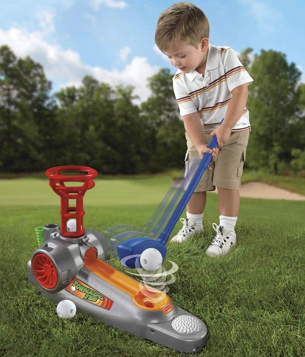 Fisher-Price Tornado Tee Golf