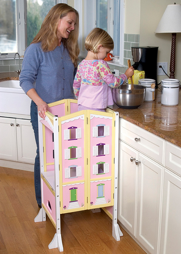 Guidecraft Dollhouse Kitchen Helper