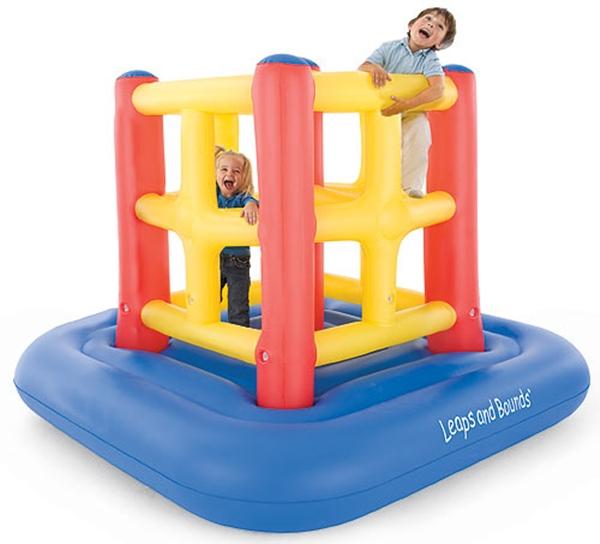 Inflatable Monkey Bars