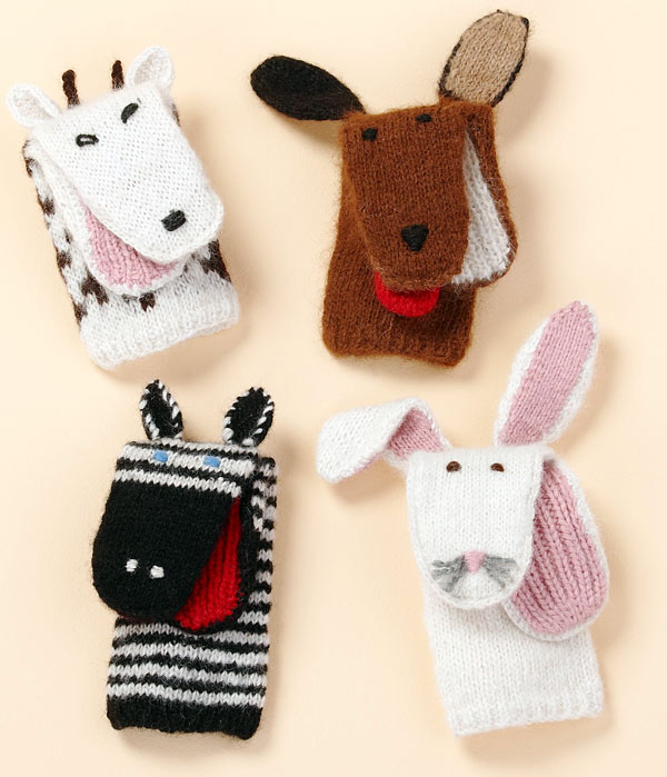 Playful World Hand Puppets