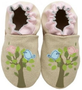 Robeez 1st Stepz Organic Shoes