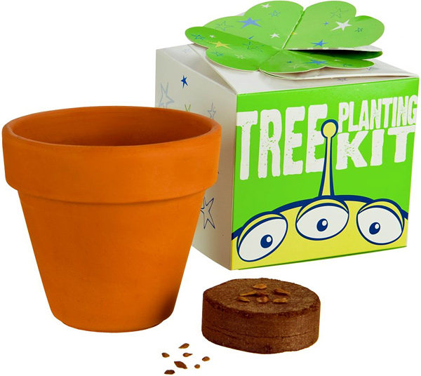 Disney Toy Story Space Alien Tree Planting Kit