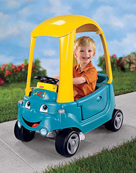 Fisher-Price Happy Songs Coupe