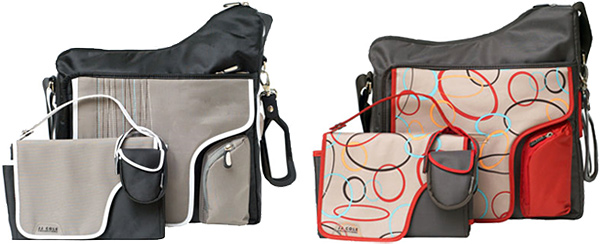 JJ Cole System 180 Bag