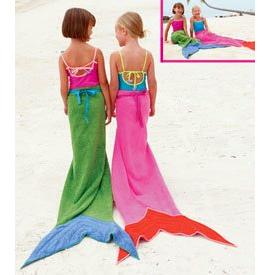 Personalized Mermaid Towel