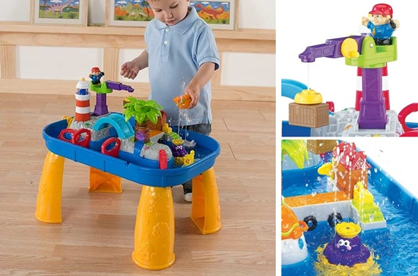 Sights 'n Sounds Splash Table