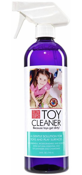 Toy Tips Toy Cleaner