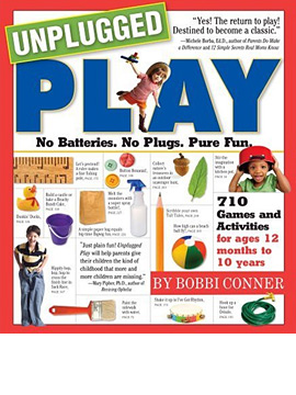 Unplugged Play: No Batteries.No Plugs.Pure Fun