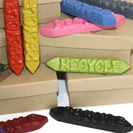Crazy Crayons Recycled Crayon Sticks