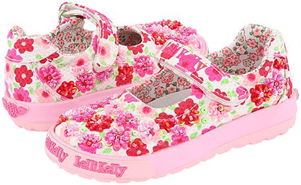 Lelli Kelly Kids Primula Dolly Baby Shoes
