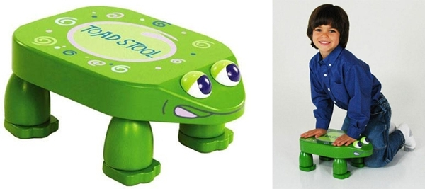 Levels of Discovery One Small Step for Kids Stool