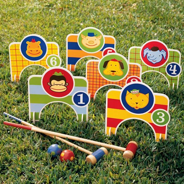 Noddo Croquet Set