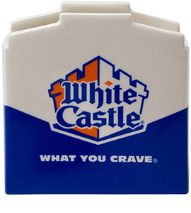 White Castle Burger Scented Candle