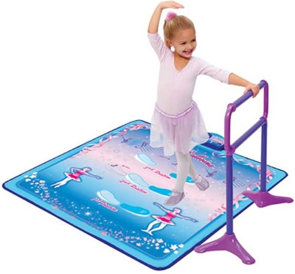 Ballerina How-To Mat & Dance Accessories