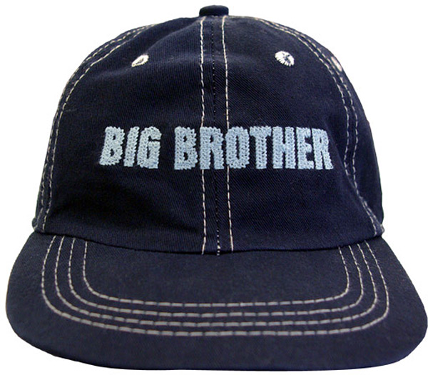 Big Brother Baseball Hat