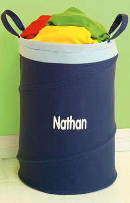 Collapsible Laundry Tote