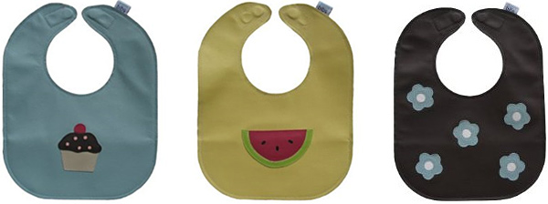 Mally Leather Bibs
