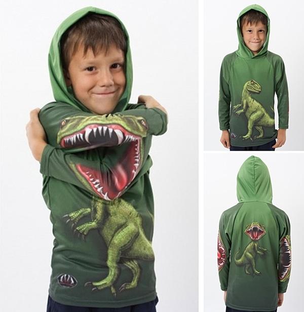 Raptor Hoodie Shirt