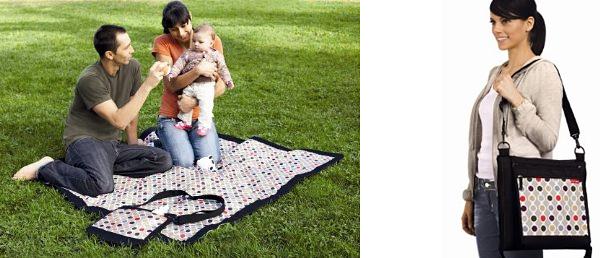 Skip Hop Central Park Blanket