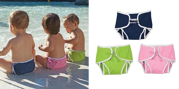 Sun Smarties Adjustable Reuseable Swim Diapers