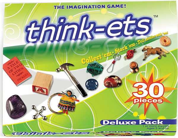 Think-A-Lot Toys Think-Ets Deluxe