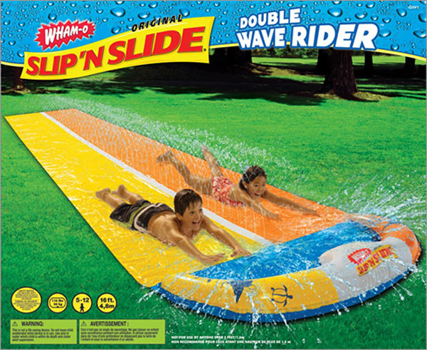 Wham-O Slip 'N Slide Double Wave Rider