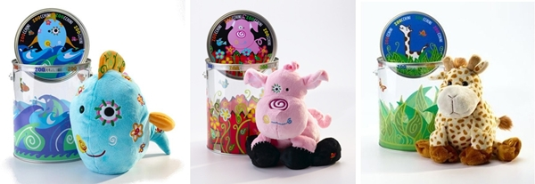 Zoocchini Bucket Friends