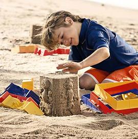 Artistic Sand Molds