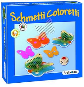 Beleduc Games Schmetti Coloretti