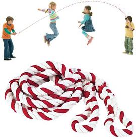 Big Candy-Stripe Rope