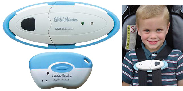 ChildMinder Smart Clip System