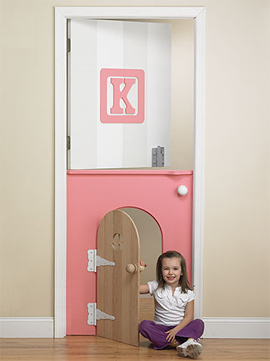 Child's Mini Door