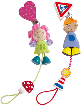 Haba Pacifier Holder