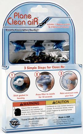 Plane Clean Air Filter