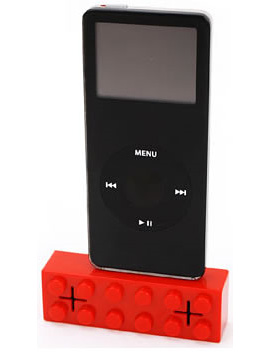 iPod/iPhone Building Block Speaker
