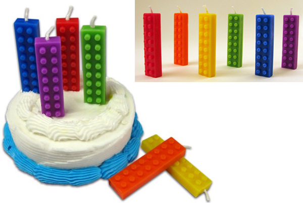 Blokz Party Candles