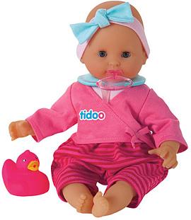Carolle Strawberry Bathtime Doll