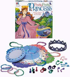 Hasbro Pretty Pretty Princess Board Game