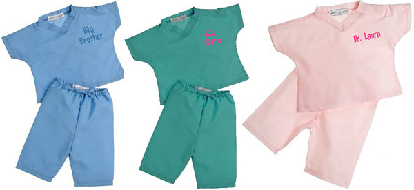 My First Scrubs