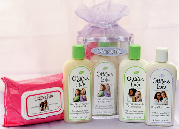 Ottilie & Lulu Spa Essentials Gift Set