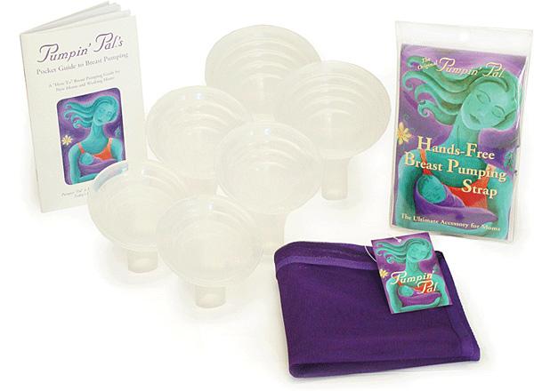 Pumpin' Comfort Breast Pumping Necessity Kit