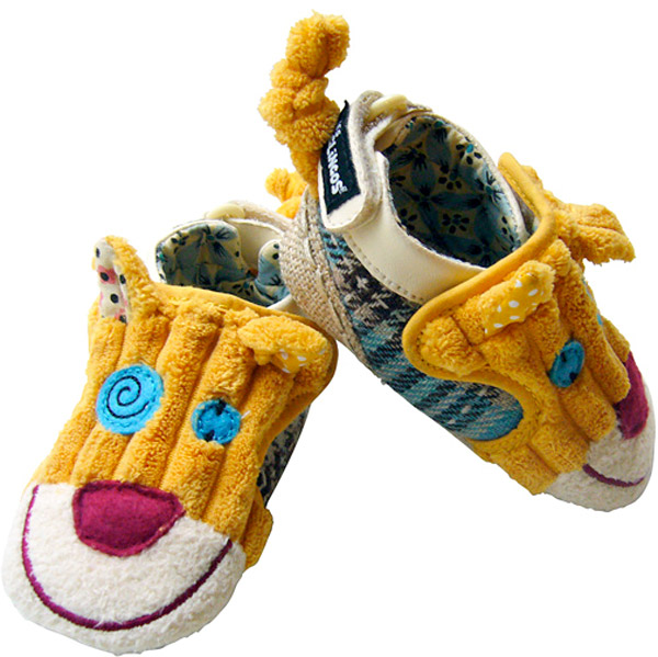 Ronronos the Cat Baby Shoes
