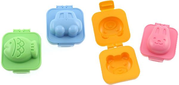 Kotobuki Plastic Egg Molds