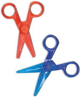 Melissa & Doug Educational Toy ChildSafe Scissor Set