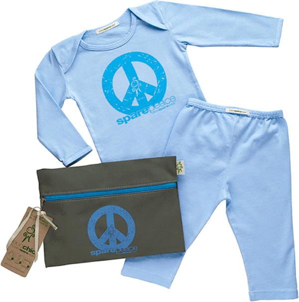 Organic Spare Peace BabySpareWear Kit