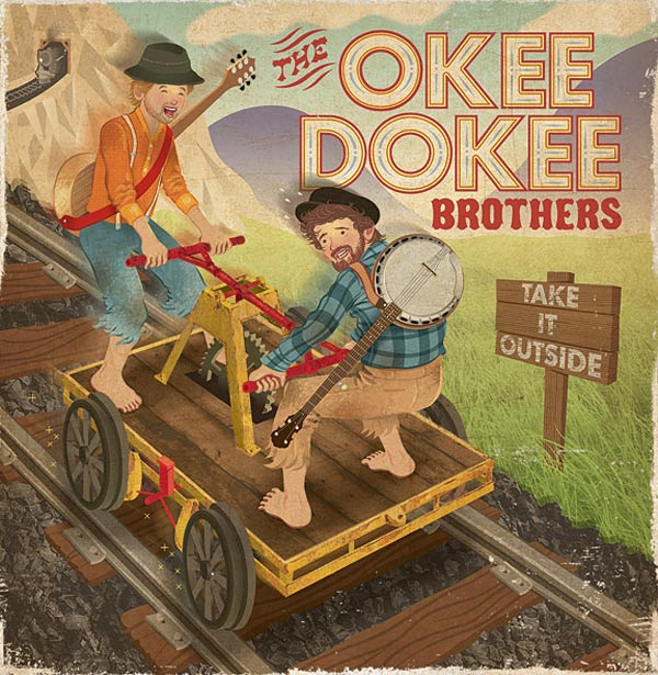 The Okee Dokee Brothers - Take It Outside