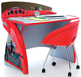 Car Dashboard Workshop Desk-Biconsole