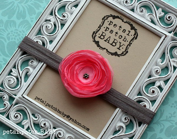 Petal Patch Baby Blossom Bands