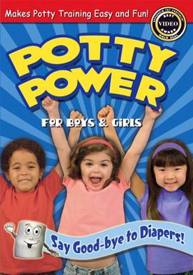 Potty Power DVD